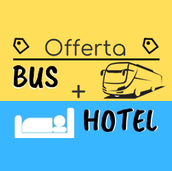 Offerta autolinee Federico Bus + Hotel
